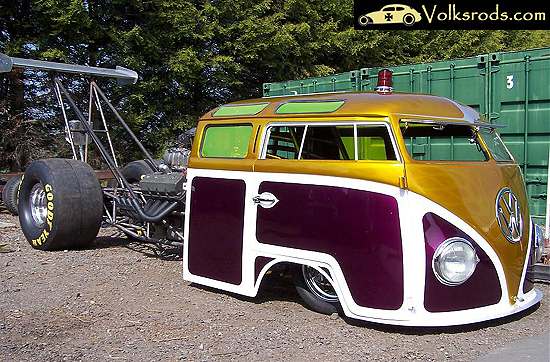 This is just enough Vw bus for me to put it here.