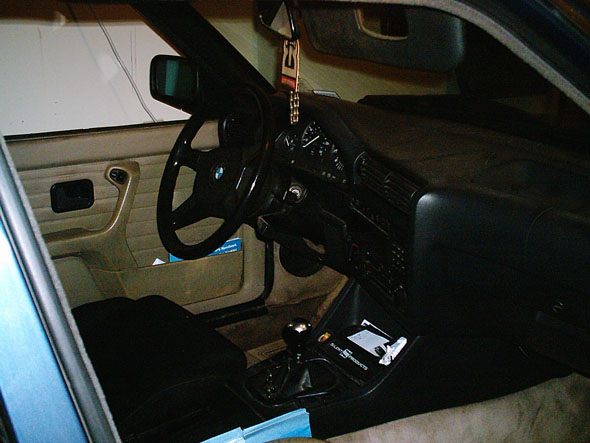 I had a short shifter installed at this point also, I love short shifters