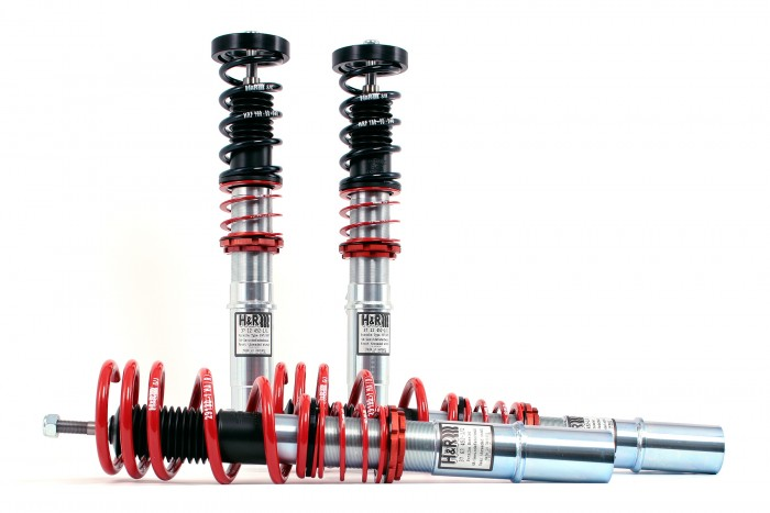 An example of true coilovers not the threaded body