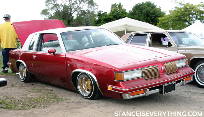 Another  example of classic lowrider style