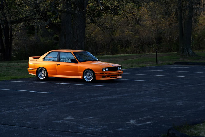 theme tuesdays e30s stance is everything