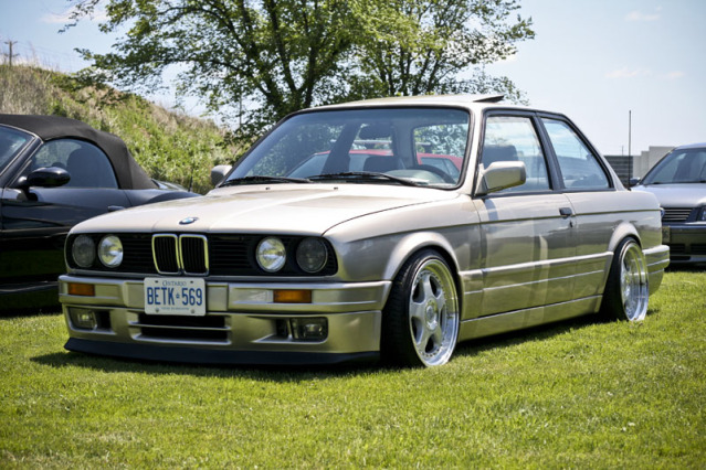 This car was built by a mechanic at Bimmersport, pretty solid build overall