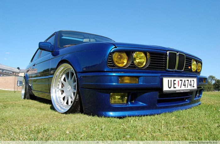 E30 Hartge Wheels