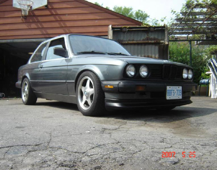 Local early model e30 love