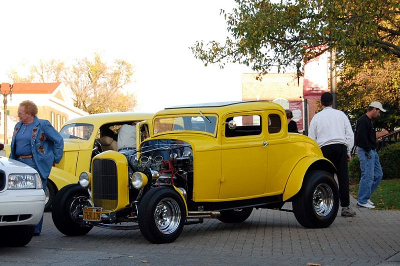 This 32 from American Graffiti is an iconic car to generations of gear heads