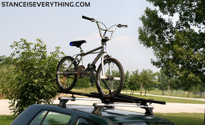 I ride bmx but I would never been seen with a late 90s vertigo on my roof