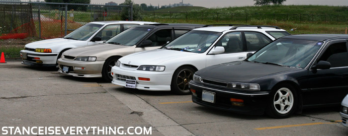 Accord Wagon Mafia  representing