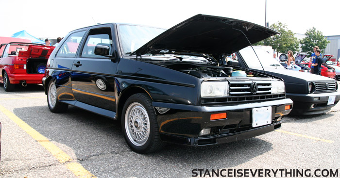Funny the mk2 with the flairs has the stock RMS