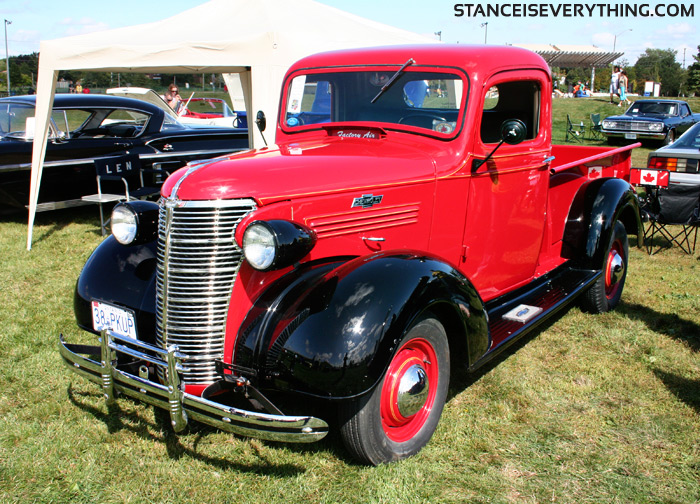 Thirty Eight Chevy Pickup