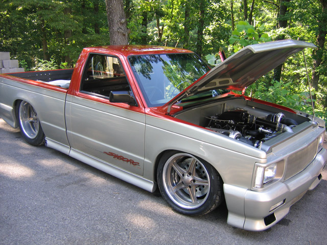 This car is so disturbingly awesome. Check out the build link under this photo