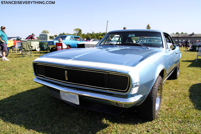 The ever popular Camaro RS