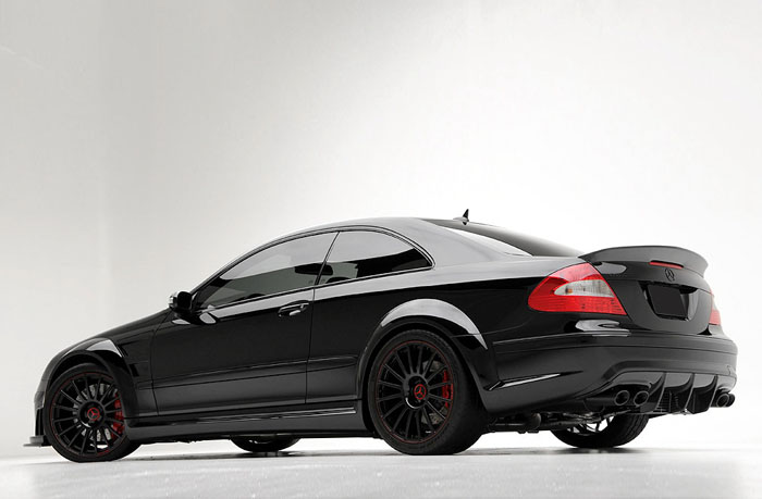AMG black widow