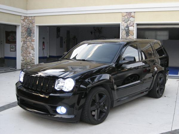 Say what you will about Domestics but I would drive this SRT-8 any day