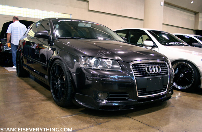 Murdered out nextmod wagon