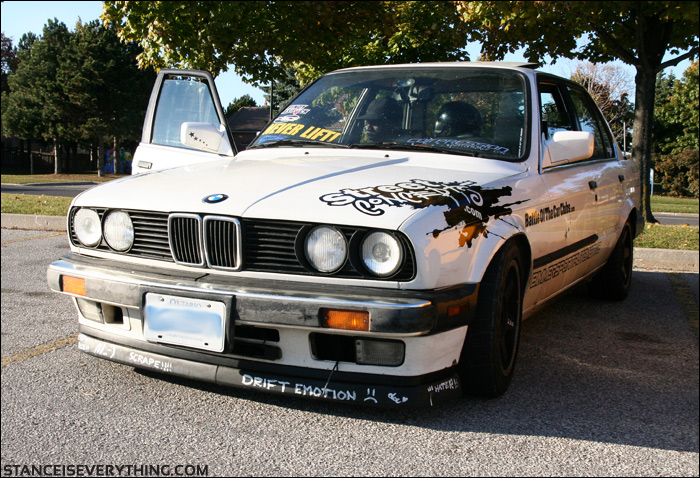 GTA's original competitive e30 drifter