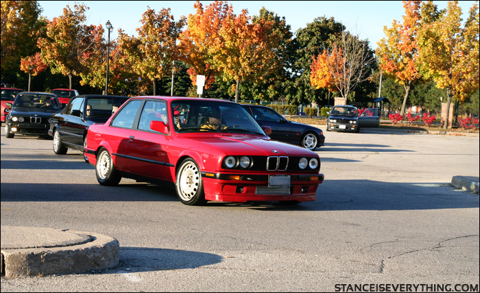 Devon's e30 is going to be leading a lot of other e30s for years to come