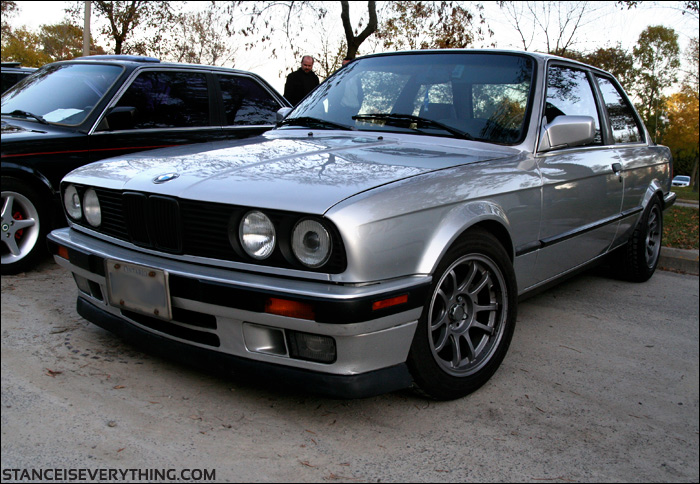 Rumor has it these wheels are specifically made for the e30 by tree house racing