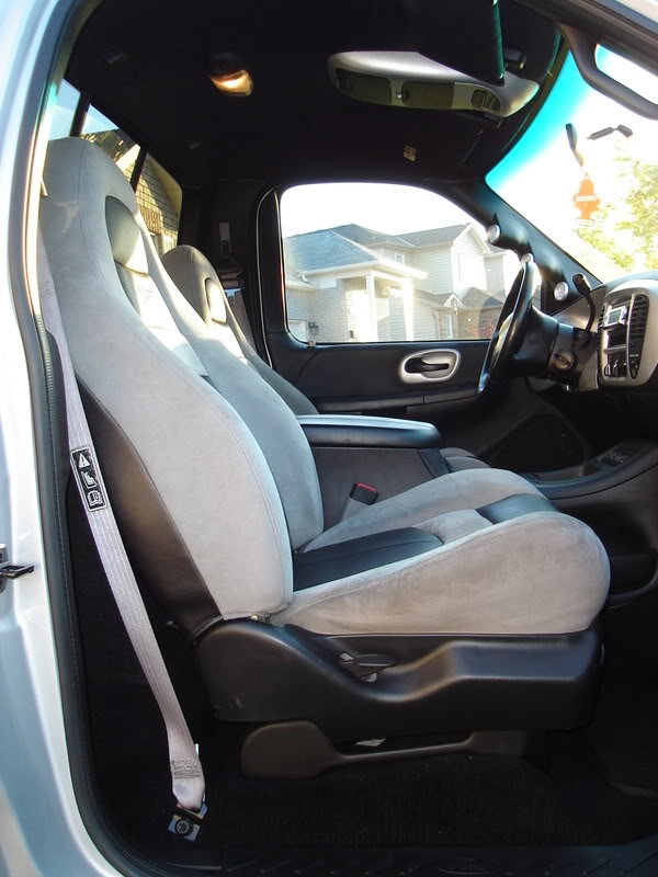 The Lightnings custom interior