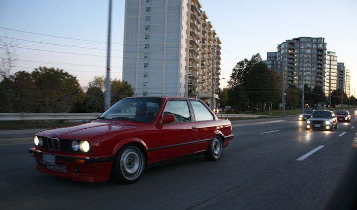 Like I said last time expect Devon to be in front of a lot of e30s for quite some time