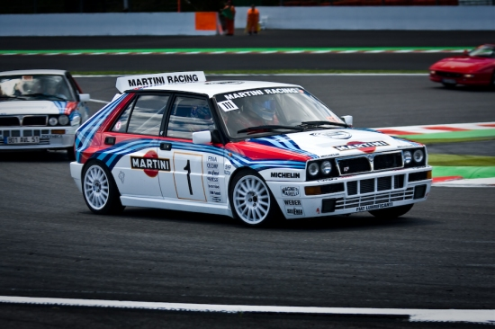 Lancia Delta Integrale! Not too many people talk about these, Phil does though