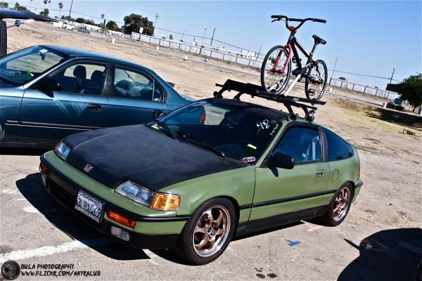 Theme Tuesday Bmx Bikes On Roof Racks Stance Is Everything