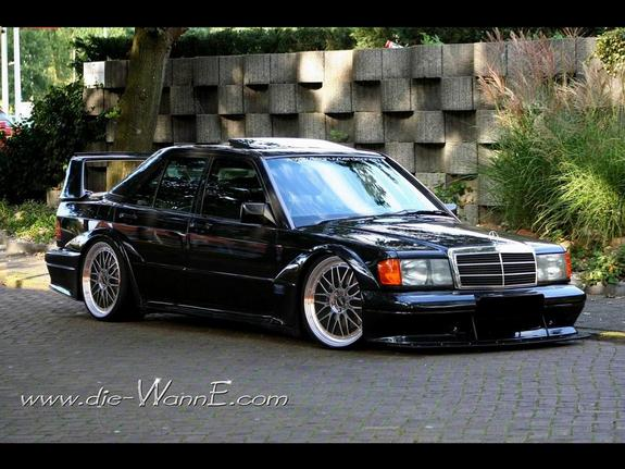 theme tuesdays mercedes benz 190e stance is everything. Black Bedroom Furniture Sets. Home Design Ideas