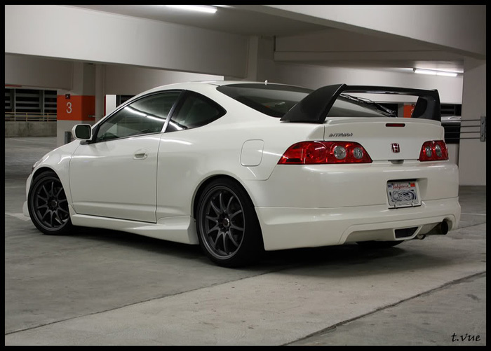 Theme Tuesdays: The Acura RSX | Stance Is Everything