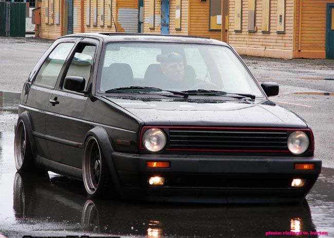 Theme Tuesday Mkii Golfs Stance Is Everything