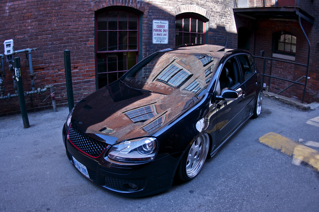 My bagged mk5 gti ready for the summer - page 1 - Members ...