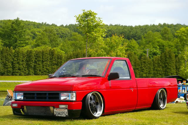 Theme Tuesdays Flush Trucks Drift Trucks Stance Is