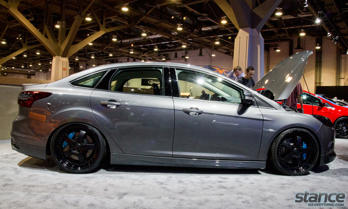Ford Focus 2013 Sedan >> Event Coverage: Sema 2012 – Part 6. - Stance Is Everything