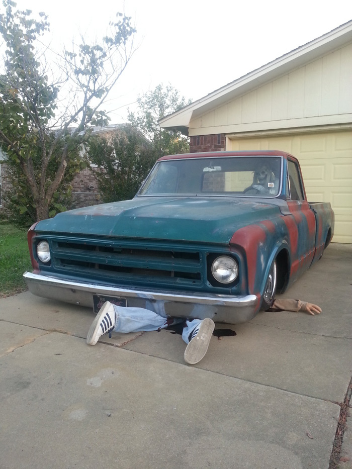 Theme Tuesdays Chevy C10s Stance Is Everything