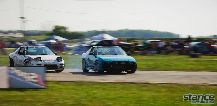 cscs_2013_grand_bend_beach_burnout_drift_tandem_anthony_marrin