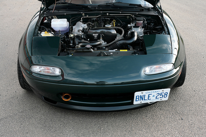 Featured Ride Dean S 1991 Mazda Miata Stance Is Everything