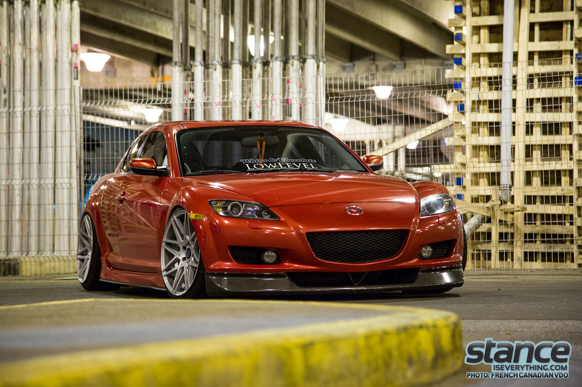 Low Level RX-8
