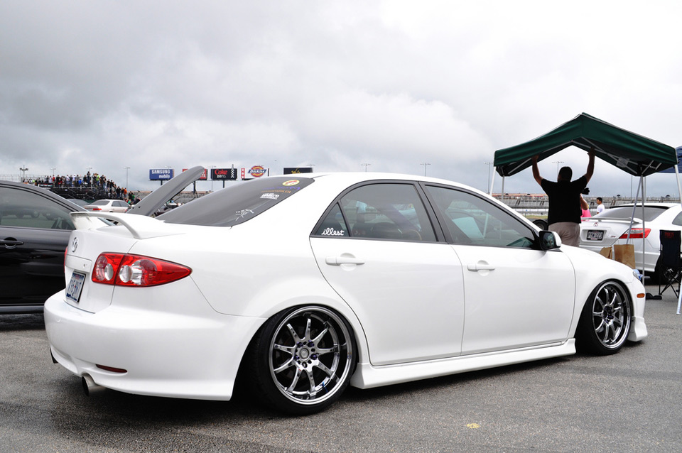 This Example Sits Very Well On Xd 9s Mazda6 3
