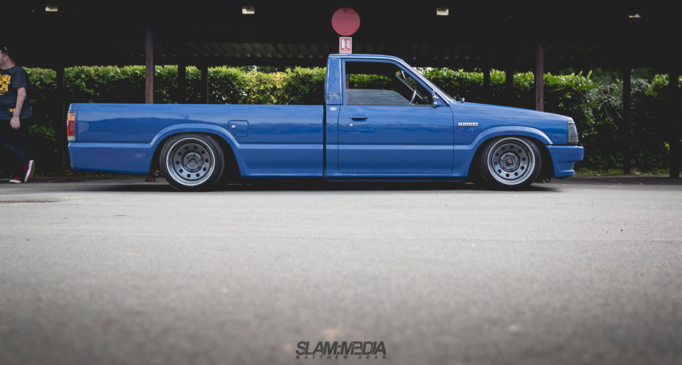 Theme Tuesdays Mazda B2200s