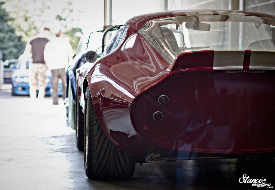 cars-and-coffee-toronto-shelby-daytona-rear