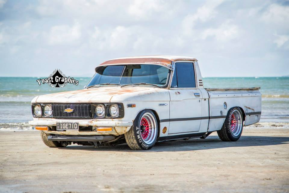 Theme Tuesdays Chevy Luv Trucks Stance Is Everything