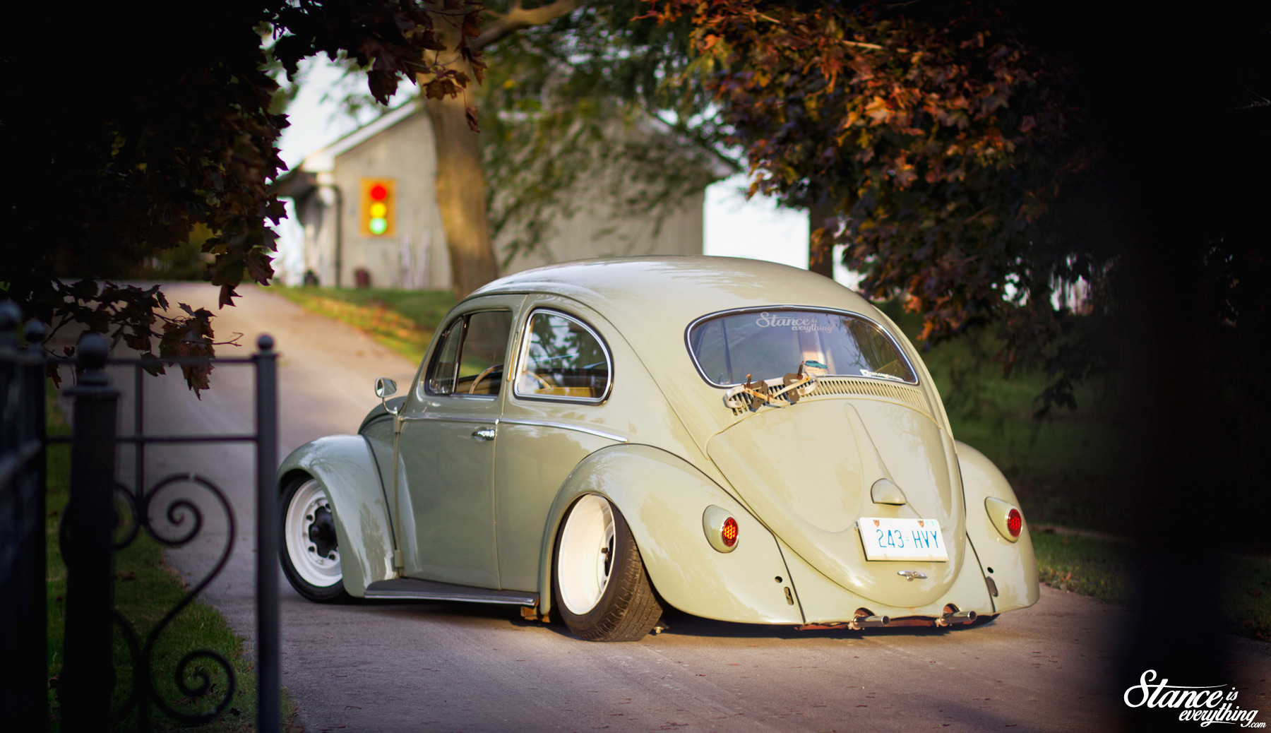 The People S Champ Taylor D Customs 59 Beetle Stance
