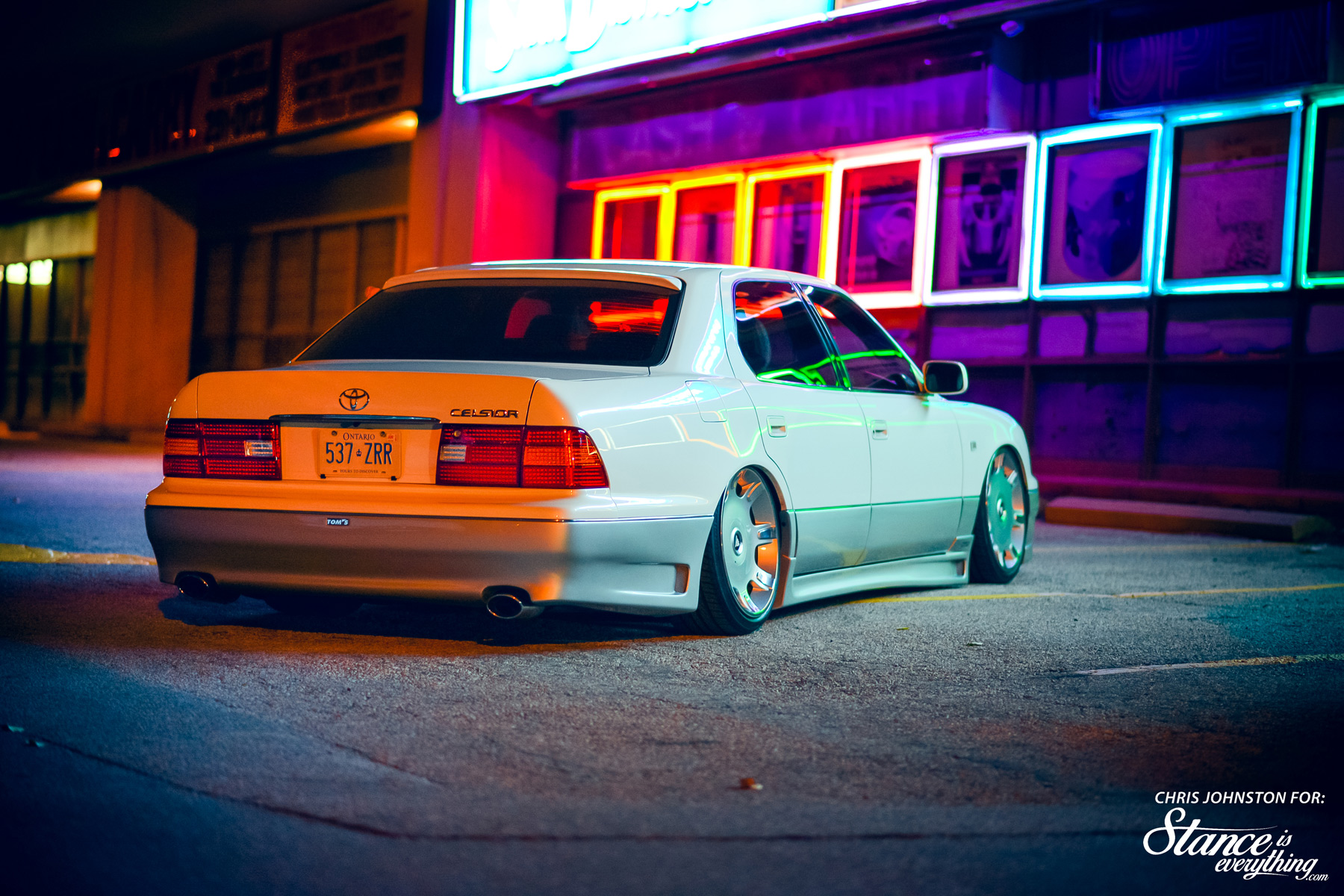 Humble Elegance: Ken's Toyota Celsior | Stance Is Everything