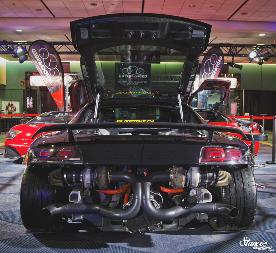 Twin Turbo Kit Cts V: Event Coverage: The 2016 Canadian International AutoShow