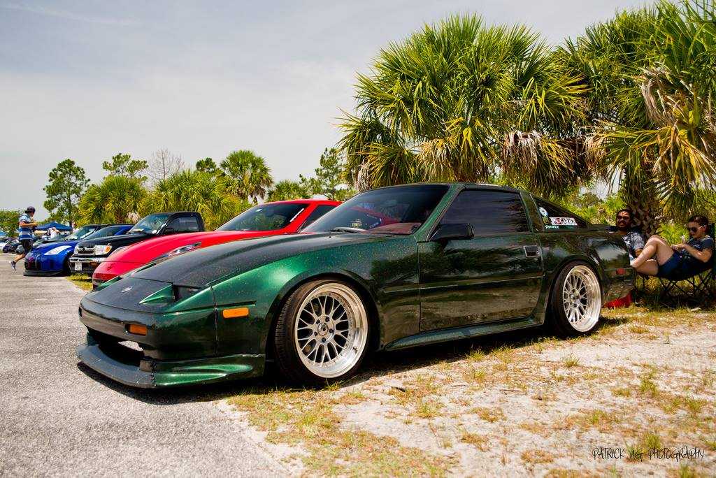A bass boaty 1UZ powered z31 owned by badboyz31
