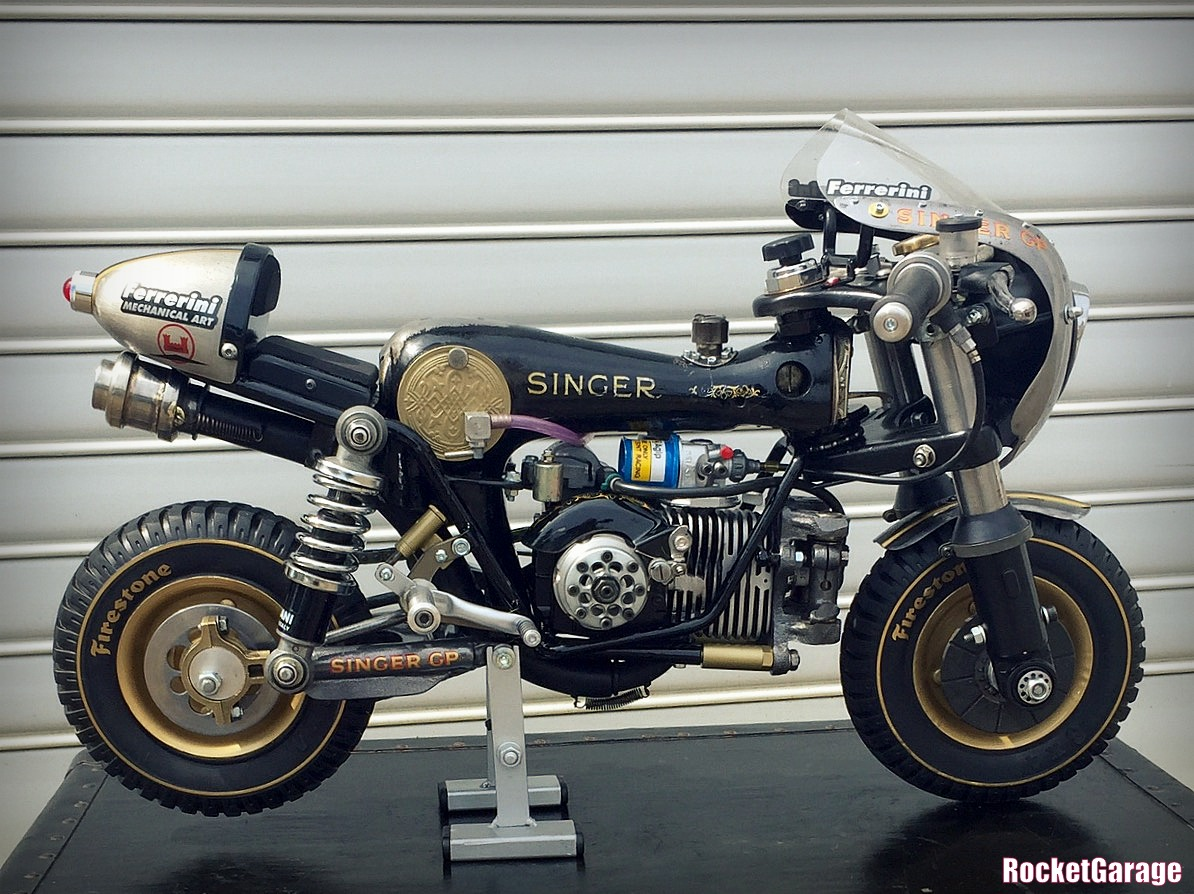 machine motorcycles