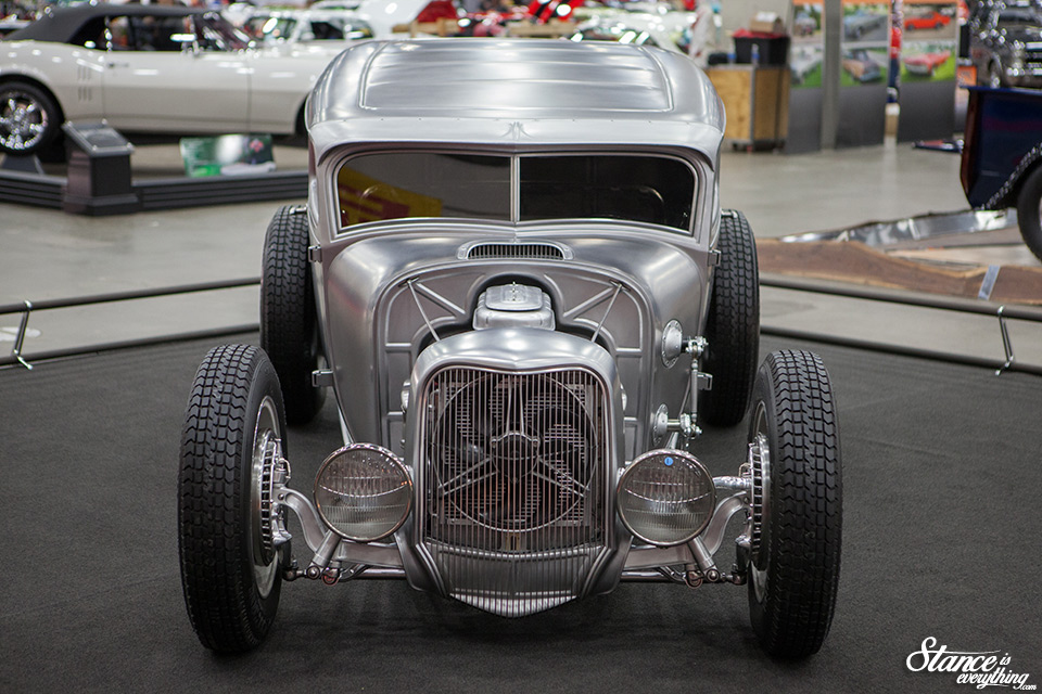 Event Coverage: The 2017 Detroit Autorama - Stance Is Everything