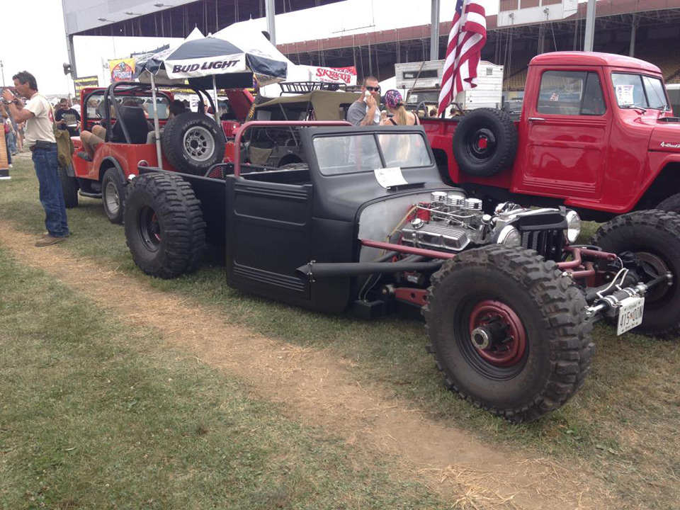Theme Tuesdays: You Made A Hot Rod Out Of What? - Stance Is Everything