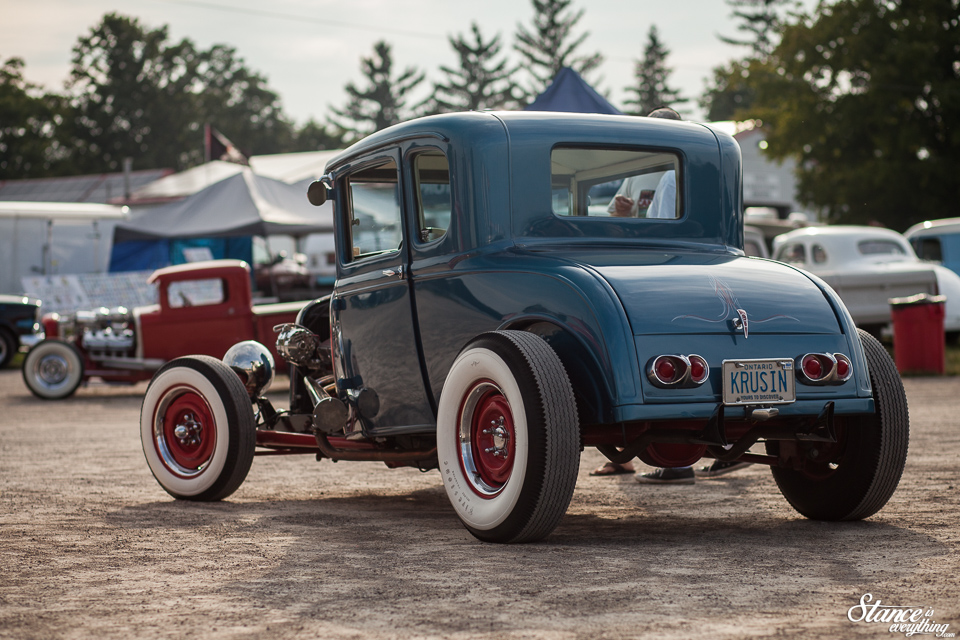 Event Coverage: The 2018 Jalopy Jam Up - Stance Is Everything