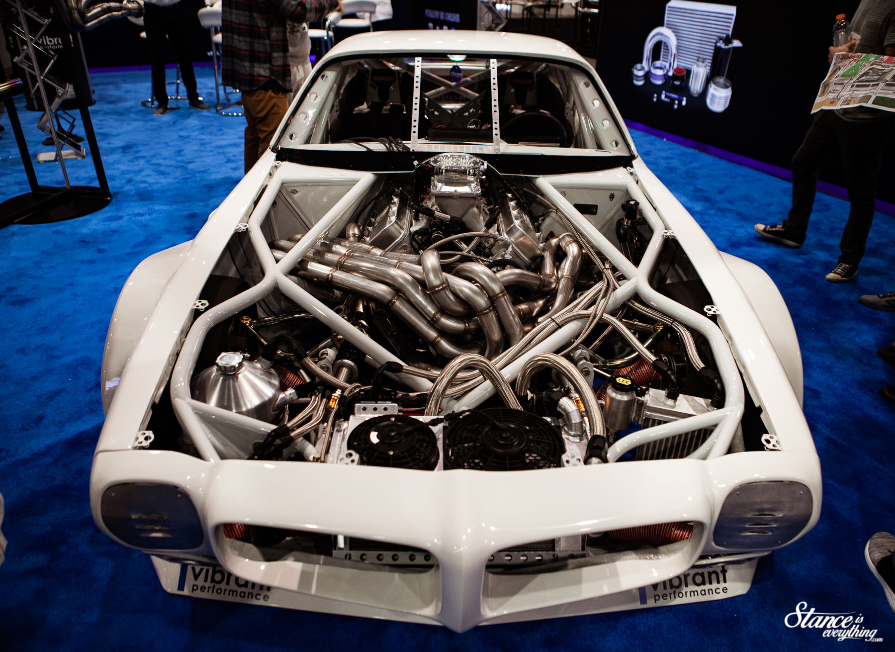 Motor Monday A 1970 Trans Am Like None Other Stance Is