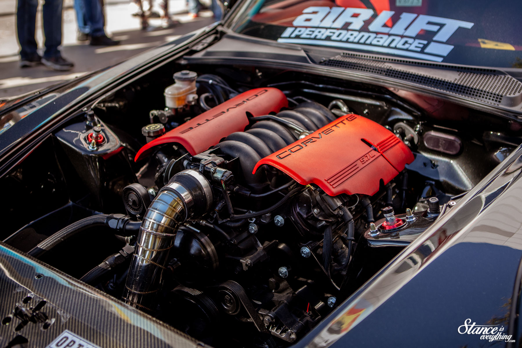 Event Coverage: SEMA 2018 Pt  1 - Stance Is Everything