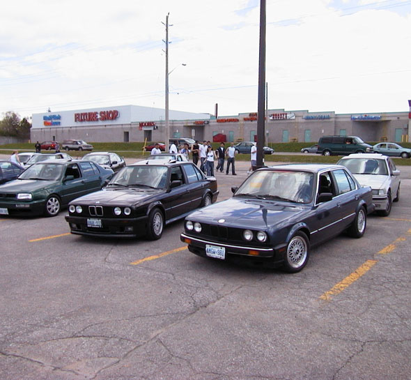 Pic from a Maxbimmer May 24 Wasaga cruise